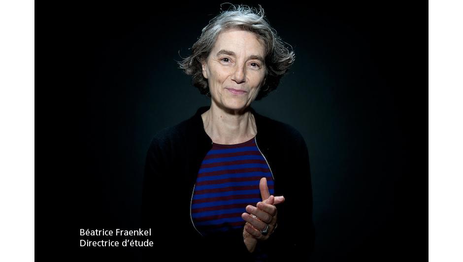 Béatrice Fraenkel